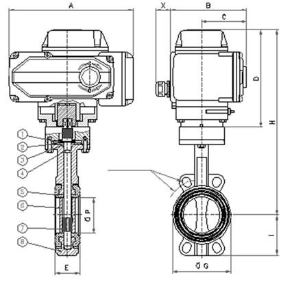 电动调节阀,气动调节阀,自力式调节阀,切断阀,高压调节阀,温度调节阀